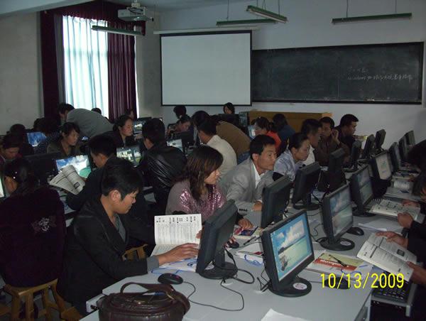 日照电脑组装维修培训班