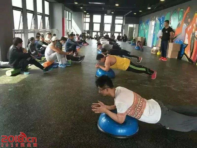 亚洲形体健身教练培训学校