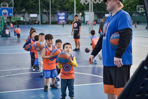 篮球周训课