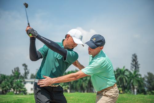 高尔夫体验课