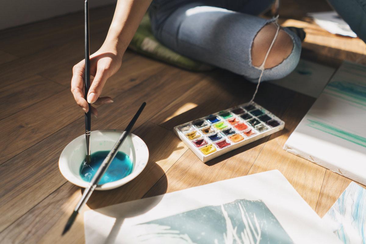 苏州美术培训、随到随学、解决您上班时间不规律的问题