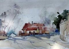 苏州暑期专业美术培训学校、给学员营造一个温馨专业的画室