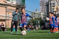 五星体育运动足球体验课