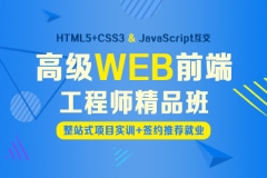 上海长宁网页设计培训、关心学员更关心学习质量
